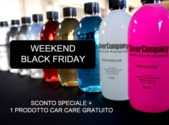 BLACK FRIDAY COVER COMPANY ITALIA